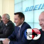 Boeing и «ВСМПО-Ависма» подписали меморандум о расширении сотрудничества